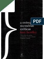 Toni Bentley - A Entrega. Memorias Eroticas