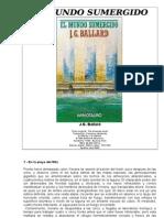 Ballard J G El Mundo Sumergido