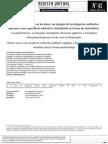 Arraiz (2014). Teoría Fundamentada en Los Datos, Un Ejemplo de Investigación Cualitativa