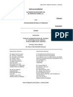 ICSID - Tidewater v Venezuela - Award - 13 March 2015