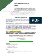 Actividad de La Tiendita en MYSQL