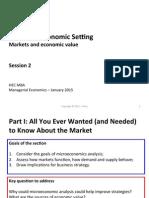 Managerial Economics Session 2 Slides