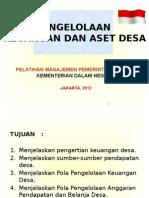 Pengelolaan Keuangan Dan Aset Desa 11