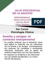 Desarrollo Psicosocial en La Adultez