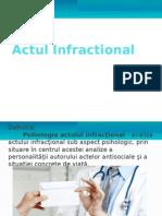 Actul Infractional (1)