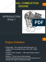 IC Engine (Introduction)