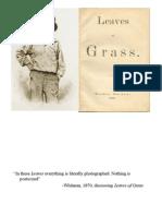 Walt Whitman and Photography