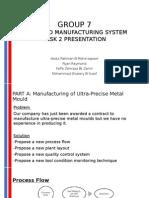 Manufacturing Presentation