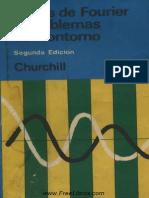 Series de Fourier y Problemas de Contorno - 2da Edición - Ruel v. Churchill
