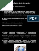 2.4 Pronosticos Del Sector Servicio