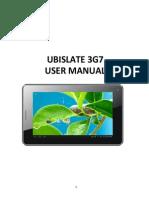 UbiSlate 3G7 - User Manual India.pdf