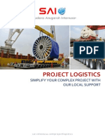 SAI Project Logistic Solutions