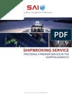 SAI Shipbroking Service