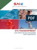 SAI Ship-to-ship (STS) Transhipment Solutions
