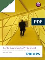 Tarifa Alumbrado 2014 Web