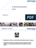 Westlock Wireless Valve Monitoring System Presentation