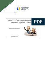 Taller  DDO Tecnología y Globalización.docx