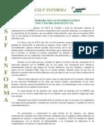 20150305 Csif Informa Horas Materias Eso Bach PDF 20214