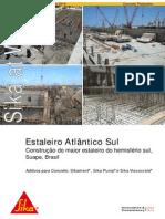 Concrete Estaleiro