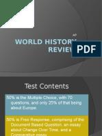 world history week 1 presentation