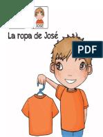La ropa de Jose