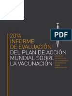 SAGE DoV GVAP Assessment Report 2014 Spanish
