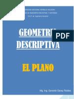 DETERMINACIÓN DE UN PLANO