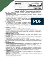 4. Julio - Filosofía - 5to