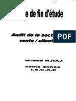 Audit de La Section Venteclient