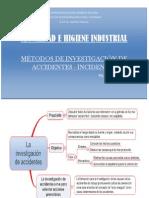 METODO DE INVESTIGACIÓN DE ACCIDENTES
