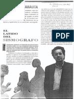 Entrevista Francisco Jarauta (El Europeo 42, Estiu 1992)