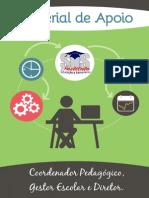 Coordenador Pedagógico, Gestor Escolar e Diretor - Material de Apoio