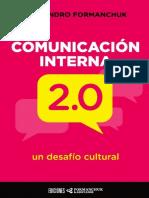 E Book Comunicacion Interna 2.0 Alejandro Formanchuk