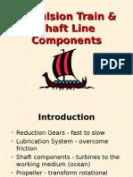 Lesson 11 - Propulsion Train & Shaft Line Components (1)