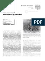 Mercurio LibreControversia y Toxicidadod004h