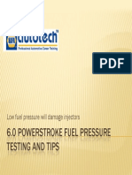 6.0 Powerstroke Fuel Pressure Testing and Tips 1web