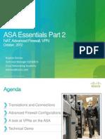 ASA Essentials (Part 2)
