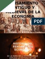 Pensamientos Antiguos y Economicos