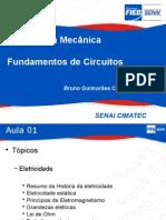 Aula 01 - EngMeca - Fundamentos de Circuito