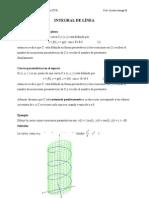 Integral de Linea(1)