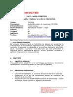 Programa - EAP - 2015-1