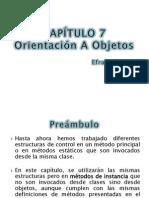 7-Programación Objetual