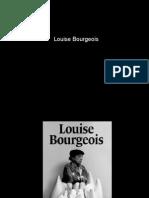 Louise Bourgeois  obras diversas.ppt