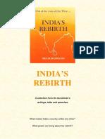 Aurobindo India's Rebirth