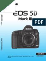 EOS 5D MarkIII manual español
