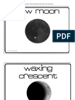 phases of the moon unit