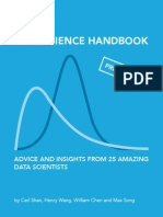 The Data Science Handbook - Pre Release