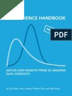 The Data Science Handbook - Pre Release
