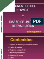 Diagnostic o Servicio