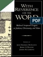 Medieval Scriptural